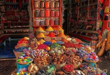 colours of Marrakech