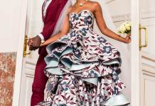 Congolese Wedding styles