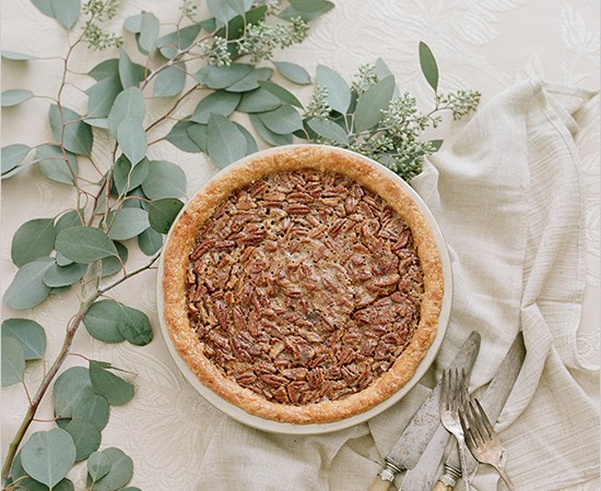 In the Kitchen : Thanksgiving Desserts