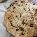 Irish Soda Bread Recipe for Rolls or Loaves