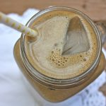 Chocolate Coffee Protein Smoothie