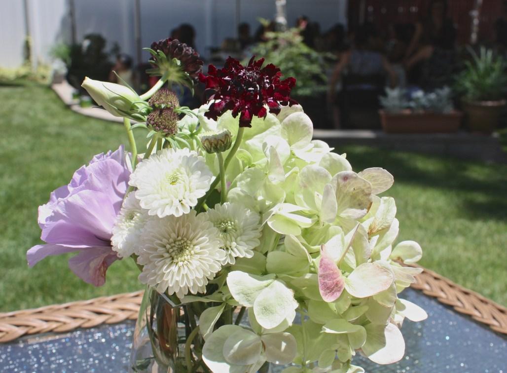 A DIY Gatsby Garden Brunch Bridal Shower