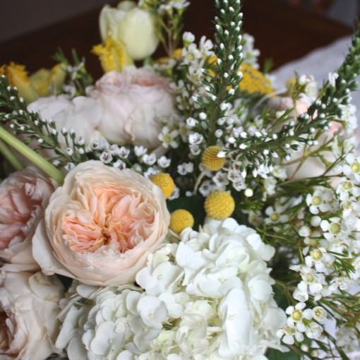 Floral Inspiration : Romantic + Boho Roses