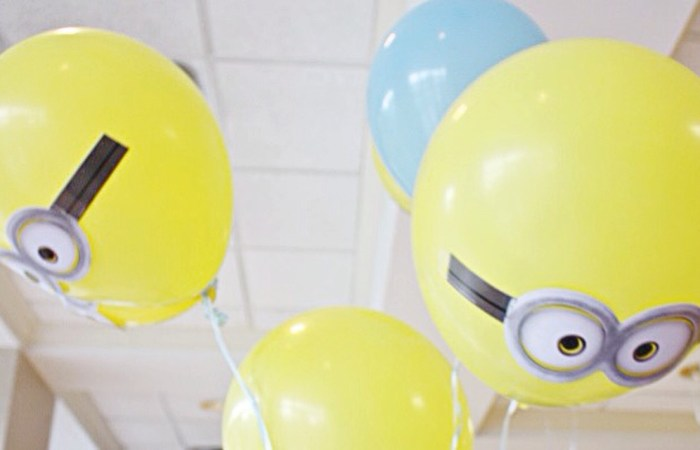 A Minion Mayhem 1st Birthday