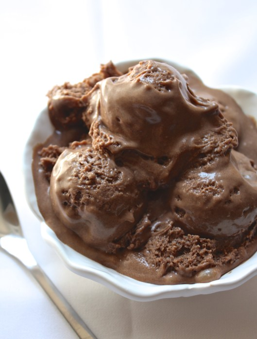 Chocolate Mousse Ice Cream