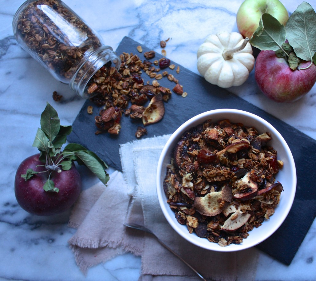 Apple Cider Granola