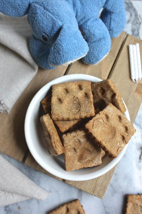 Paw Print Dog Treats | Dreamery Events