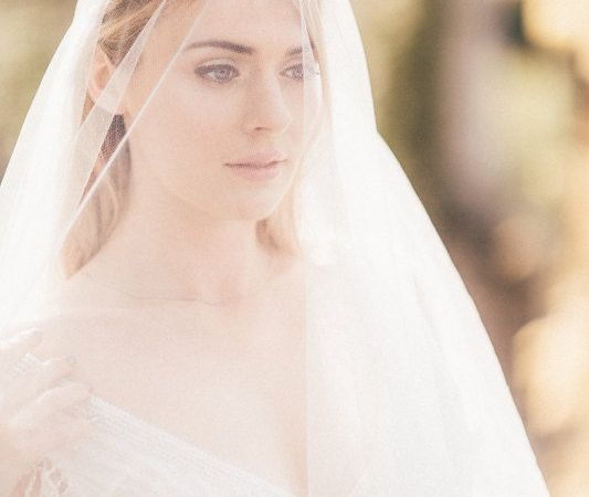 "Wedding Inspiration : The ""New"" Veil"