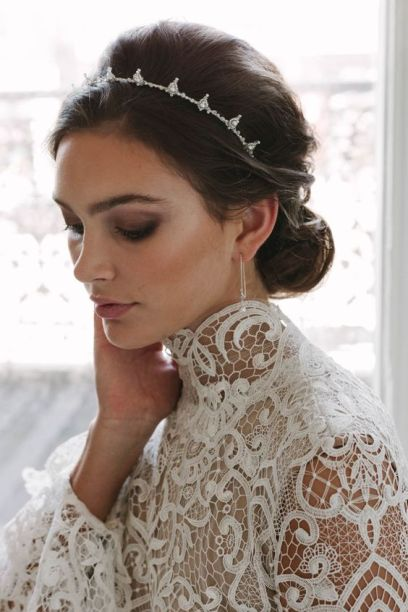 "Wedding Inspiration : The ""New"" Veil 