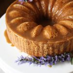 Kentucky Bourbon Brown Butter Cake