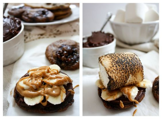 S'mores Cookie Sandwiches : 3 Delicious Ways | Dreamery Events