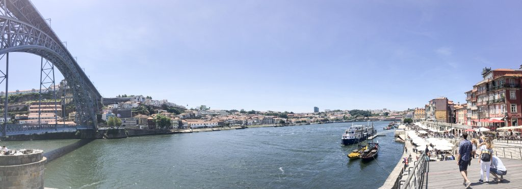 Traveling to...Porto's Picturesque Rebeira | Dreamery Events