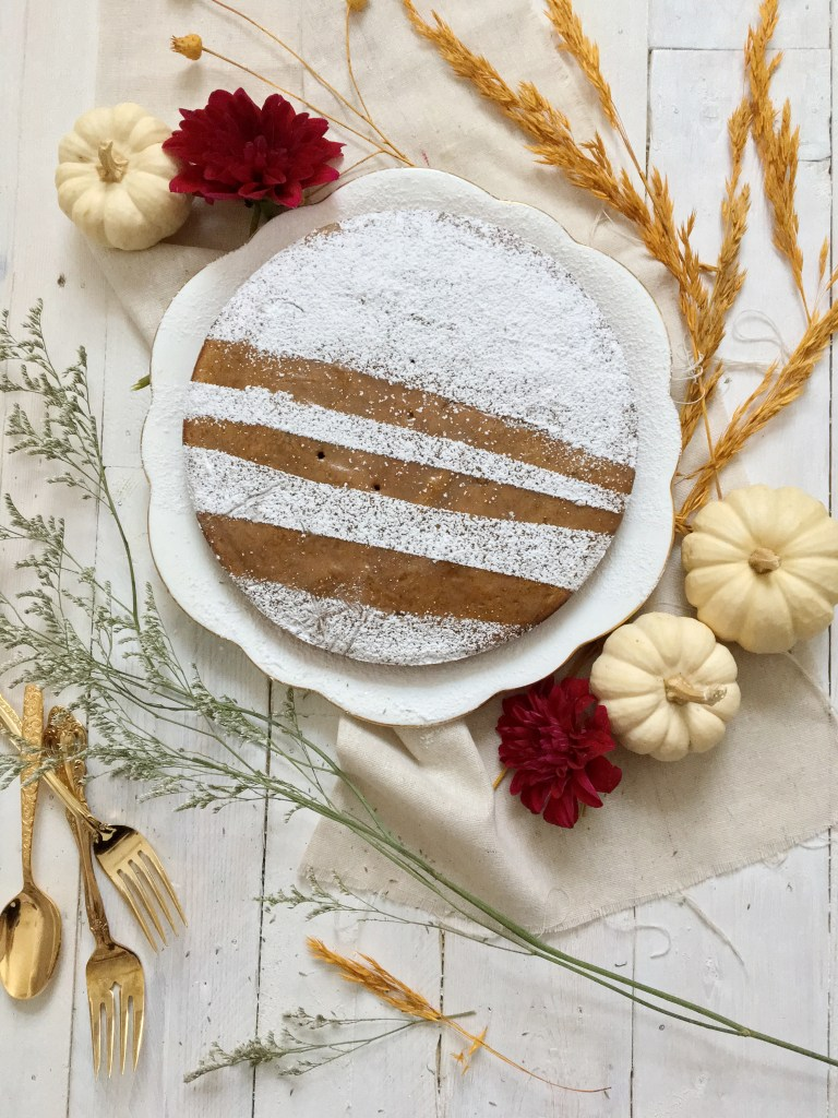 Pumpkin Spice Latte Cake | Dreamery Events