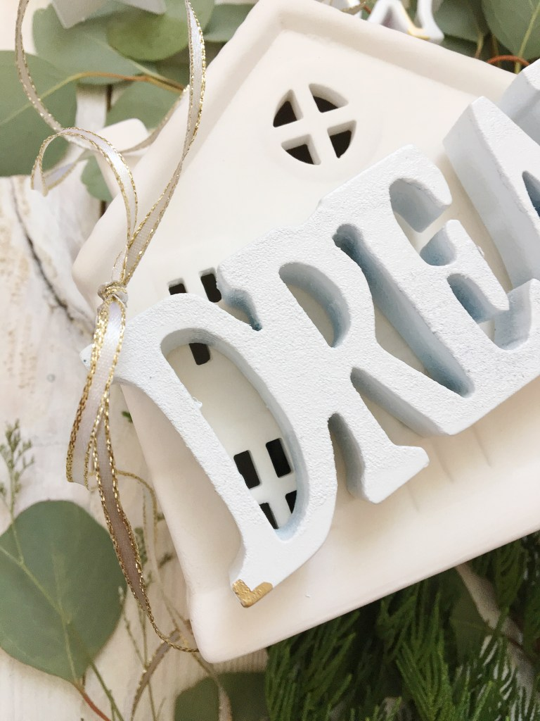 The Easiest Christmas Ornament DIY You Can Make Today | Dreamery Events