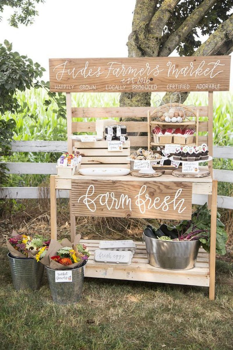 Wedding Inspiration : Seasonal Menus | Dreamery Events