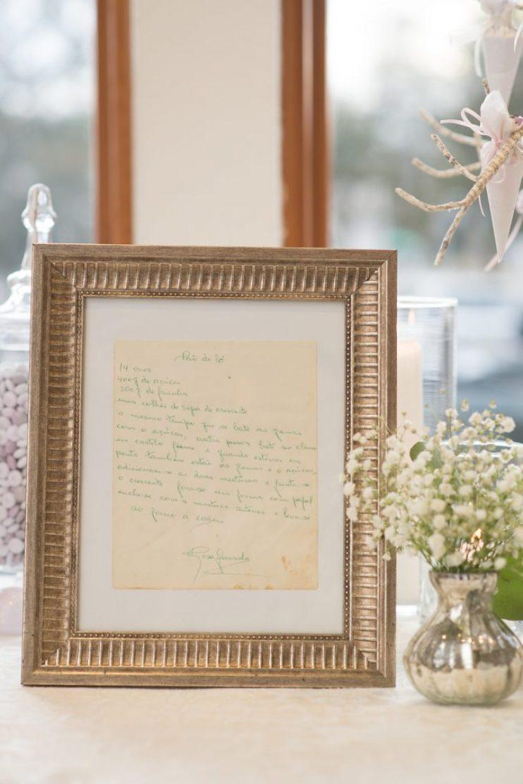 A Winter Garden Bridal Shower | Dreamery Events