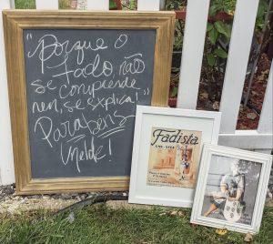 """An Effortless Al Fresco """"Fado"""" Garden Party    A Farewell to Summer    Dreamery Events"""