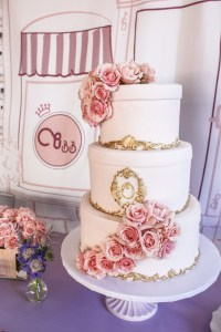 Olivia's Beauty Boutique 4th Birthday Garden Party   Dreamery Events