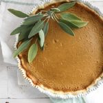 Caramel Pumpkin Pie