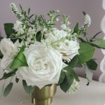 Floral Inspiration :: Greens & Whites for Any Season of the Year