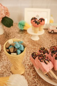 I Scream for Ice Cream Birthday Celebration || Dreamery Events