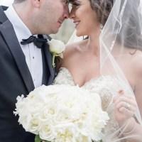 Bringing Together Family Cultures & Memories…Vanessa & Al's Classic Romantic Wedding