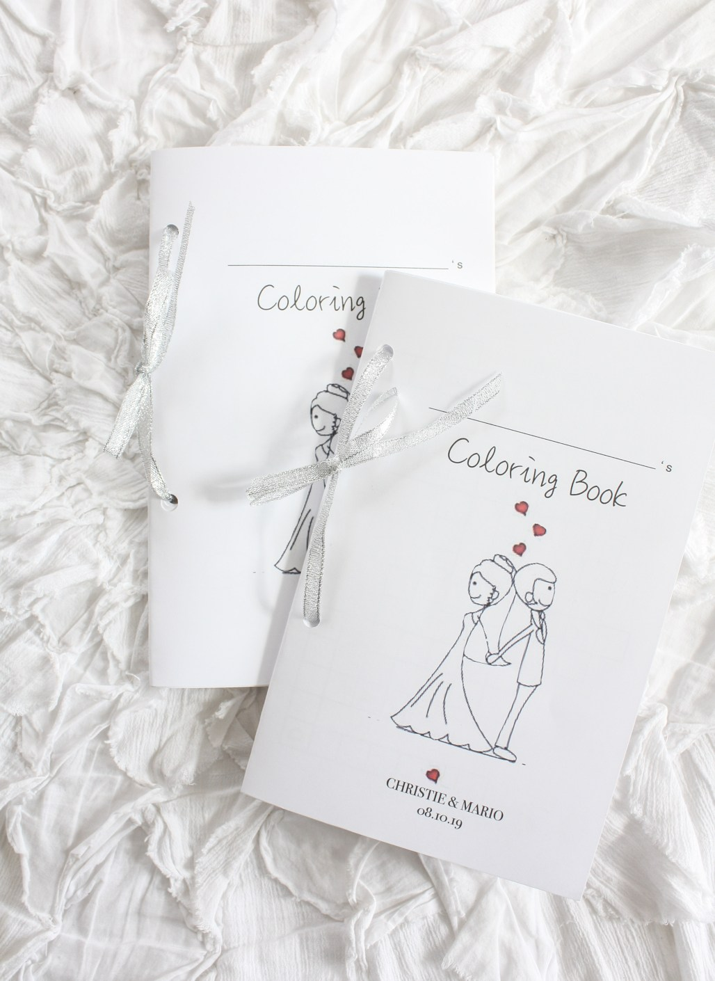 Wedding Essentials : Adorable Fun Bags to Entertain Children at Your Wedding || Dreamery Events
