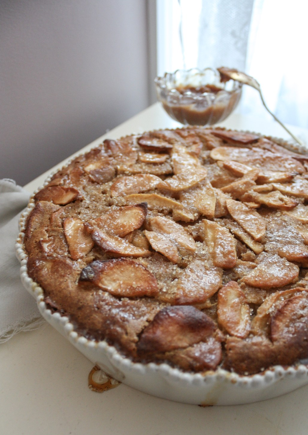Apple Clafoutis || Dreamery Events