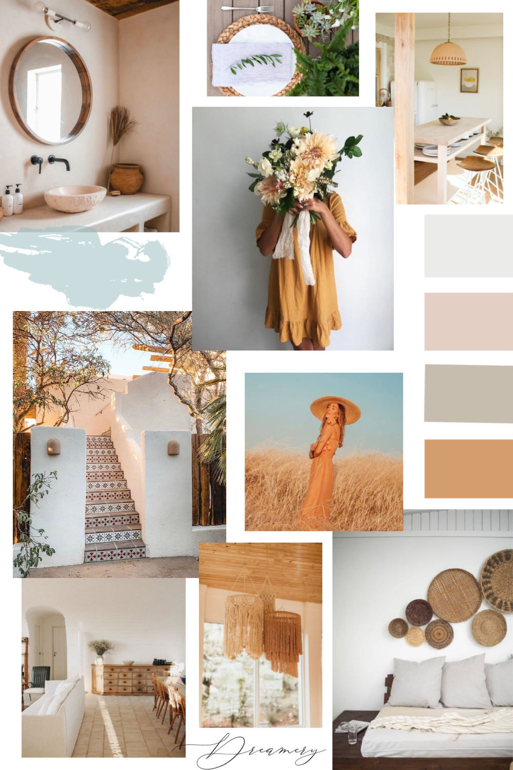 Autumn Vibes :: Cozy Home :: Golden Dessert Sunset || Dreamery Events