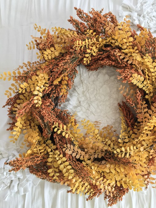 Effortless Autumn Decorating ... & the Easiest Wreath You Can Make this Season! || Dreamery Events