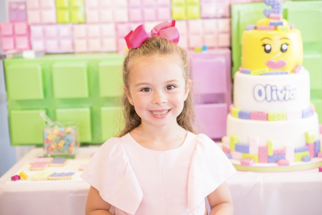 A Bright & Colorful LEGOland 5th Birthday || Dreamery Events