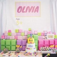 A Bright & Colorful LEGOland 5th Birthday