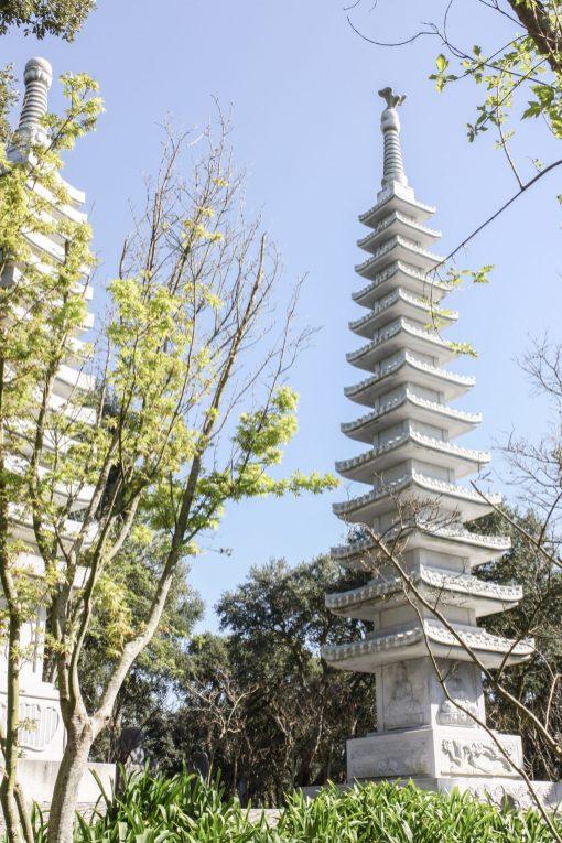 Traveling to ..... where modern oriental art meets Portuguese vineyards || Bacalhôa :: Buddha Eden Garden || Dreamery Events