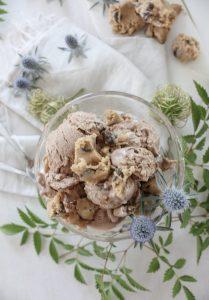 Chocolate Cookie Dough Ice Cream    Dreamery Events