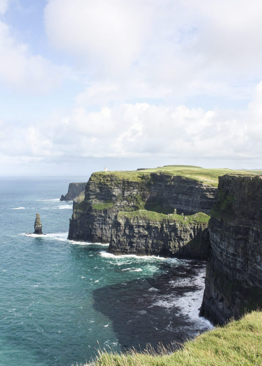 The Majestic Cliffs of Moher