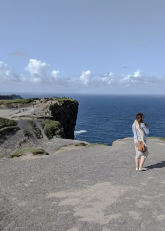 Traveling to ..... the Majestic Cliffs of Moher    Ireland    Dreamery TravelsTraveling to ..... the Majestic Cliffs of Moher    Ireland    Dreamery Travels