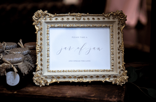 Ana + Jonathan's Classic Vintage Inspired Wedding at The Crystal Plaza || Dreamery Events