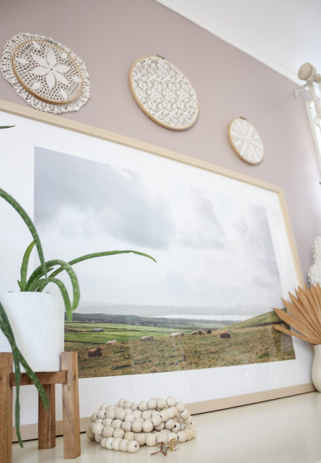 Bringing Beautiful Calm and Art into your Home with Photowall || Dreamery Events