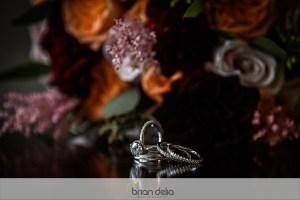 Jane & Michael's Autumn Wedding in Soft Burgundy, Peach & Blush Tones    Dreamery Events