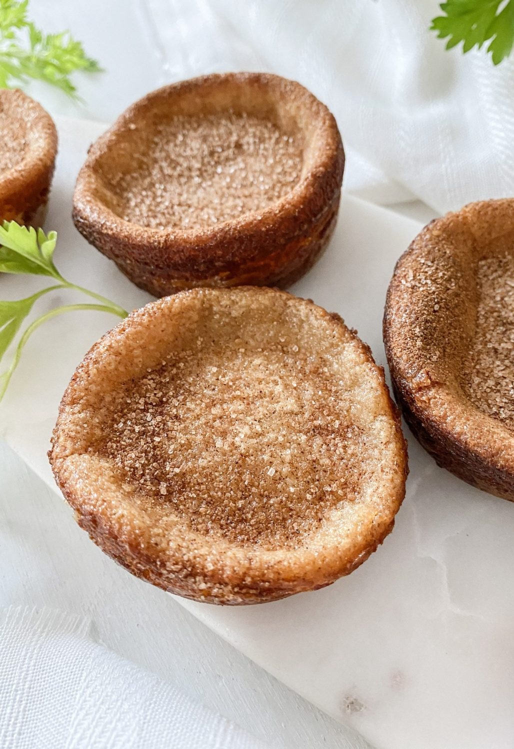 Milk Tarts {Queijadas Portuguesas} || Dreamery Events