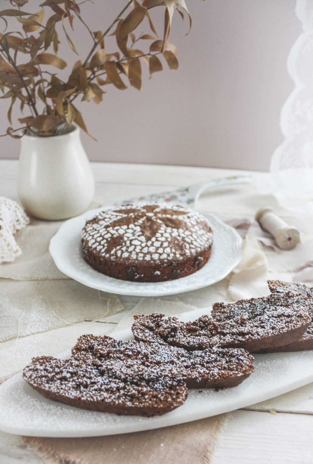 A Healthier Triple Chocolate Loaf Cake || Dreamery Events