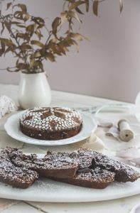 A Healthier Triple Chocolate Loaf Cake    Dreamery Events