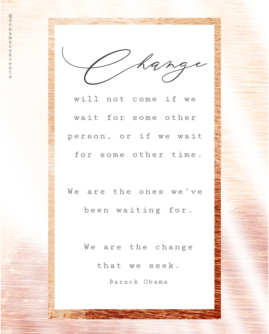 Inspiring Words :: Words to Live by & Empower Your Soul || Dreamery Events