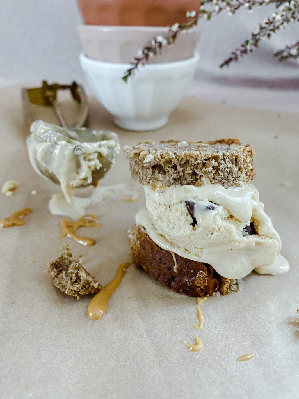 Classic Peanut Butter Ice Cream || Dreamery Events