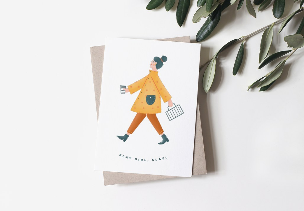5 Printable Cards to Cheer Up Your Besties || Dreamery Events
