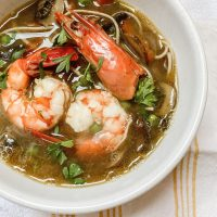 Soba Tom Yum Noodles || Dreamery Events