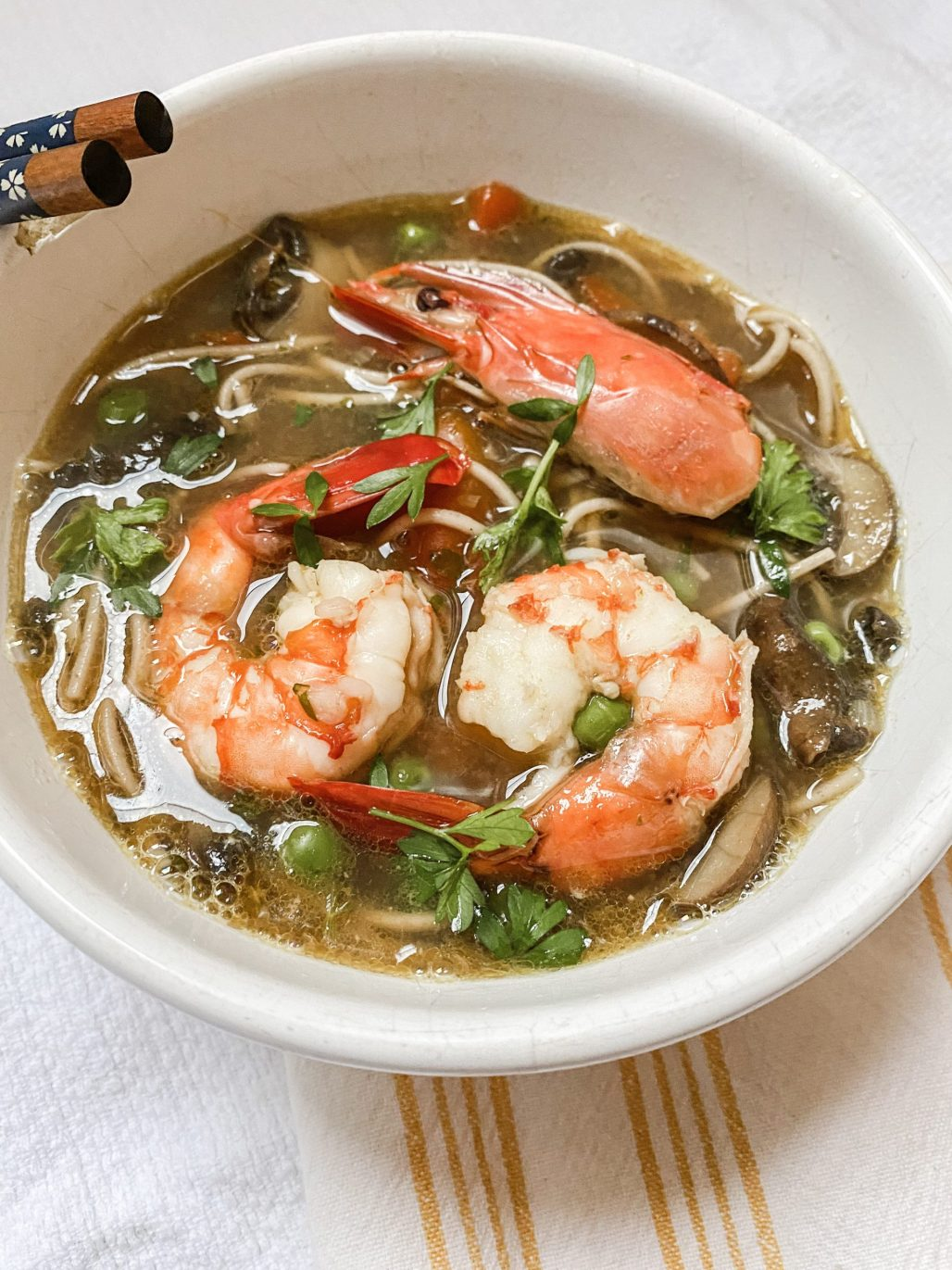 My Take on Chrissy Teigen's Tom Yum Noodles || Dreamery Events
