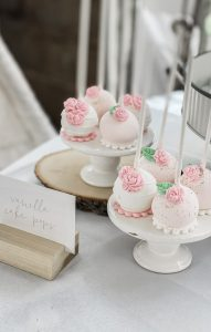 At Home Entertaining :: A New Season of Celebrating Life's Moments ... a Boho English Garden Baby Shower || Dreamery Events
