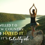 I travelled to a new country and hated it and it is totally OK: Here's why