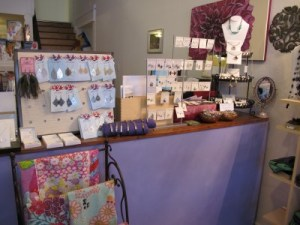 Jenny K carries a wide variety of jewelry designers.
